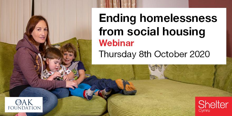Ending homelessness from social housing